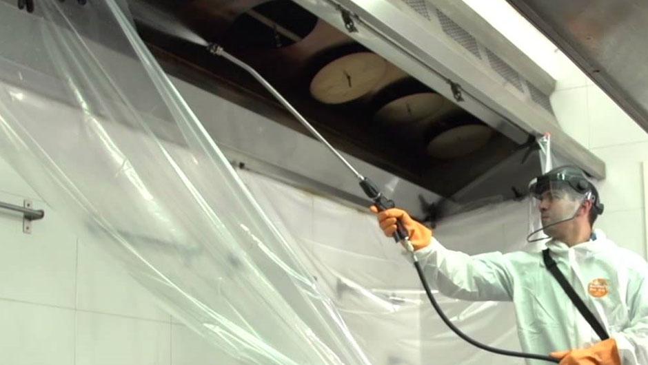 Servicios para cocinas industriales dsb limpiezas for Ver cocinas industriales
