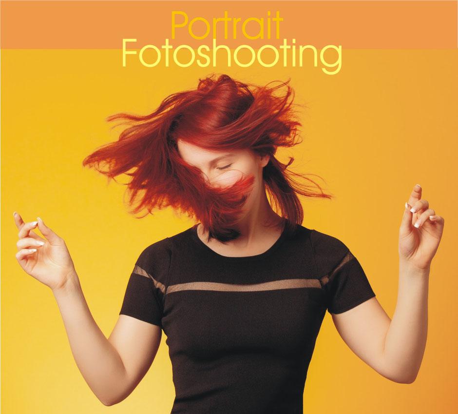 Portrait Fotoshooting mit Ulf Thürmann im ELA EIS Fotostudio Düsseldorf!
