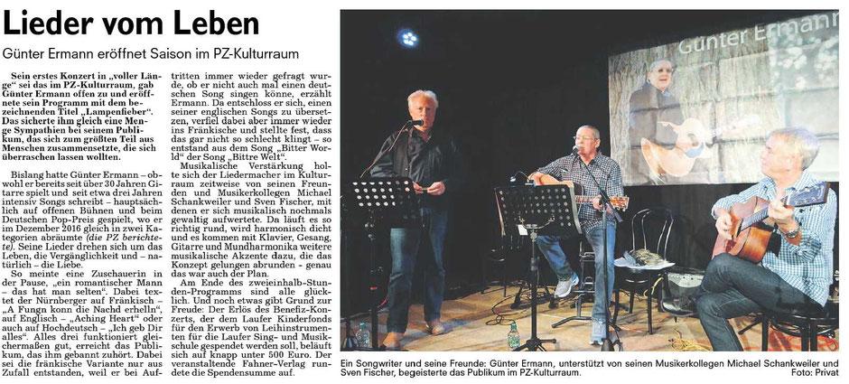 Bericht dazu in der Pegnitz-Zeitung vom 28.9.2017