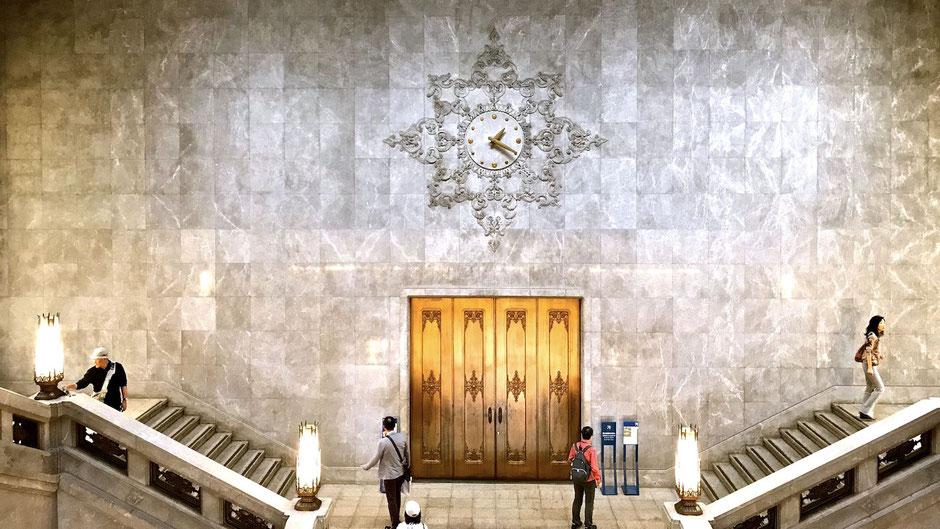 東京国立博物館 本館 エントランス