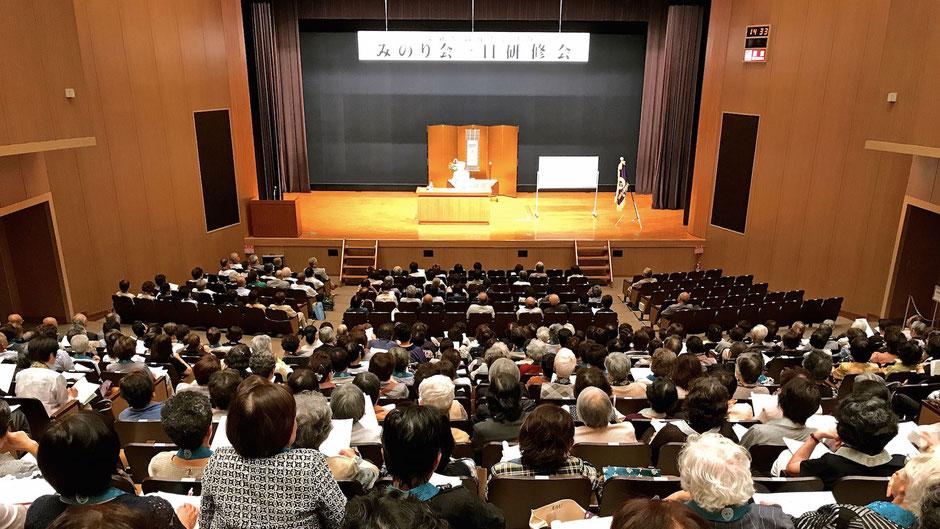 千葉県教育会館 大ホール