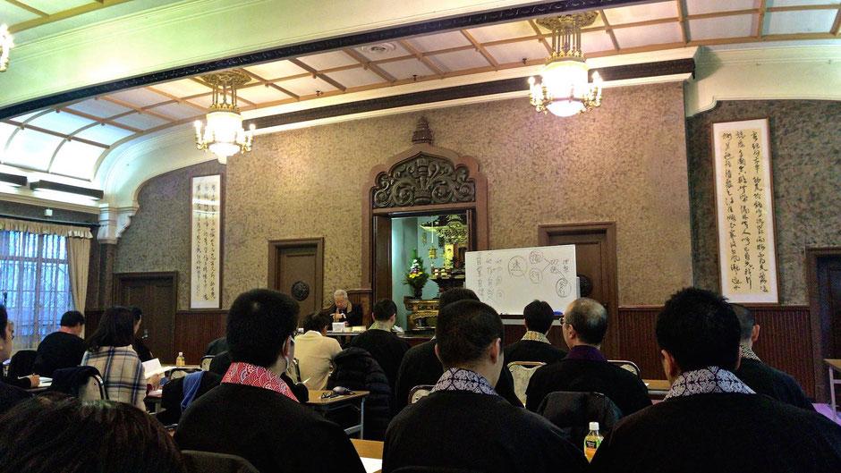 東京教区青年僧侶協議会 第2回教化部研修会