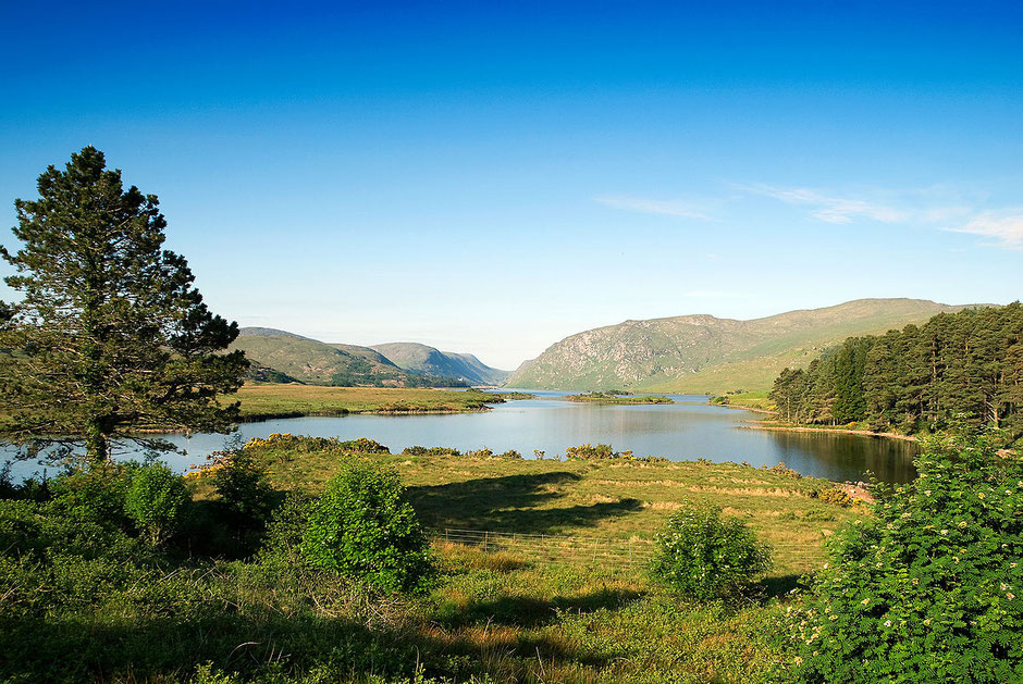Glenveagh National Park, Derry Guided Tours of West Donegal