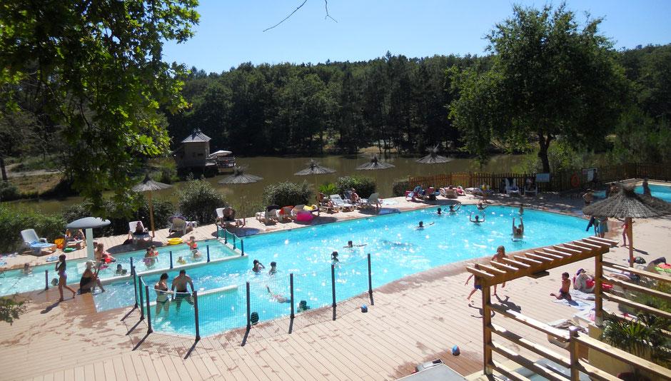 Campingplätze in der Dordogne Frankreich