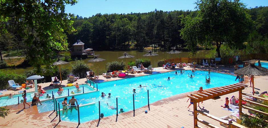 Camping frankrijk, camping in de dordogne, camping zwembad dordogne