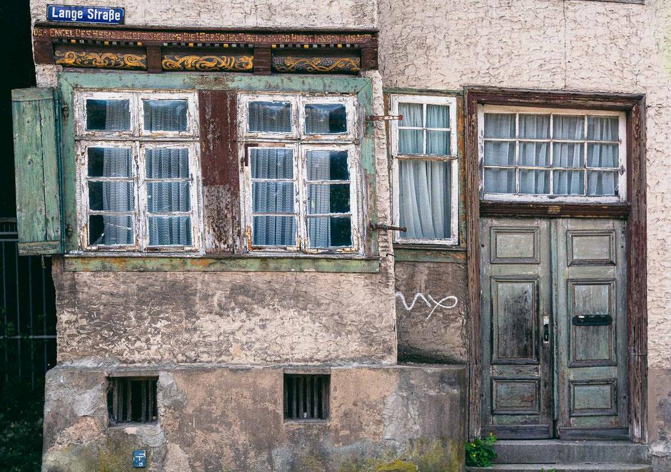 Vlotho, Deutschland, Architektur, Türen und Fenster, Türen, Fenster, Fassaden, Alte Türen