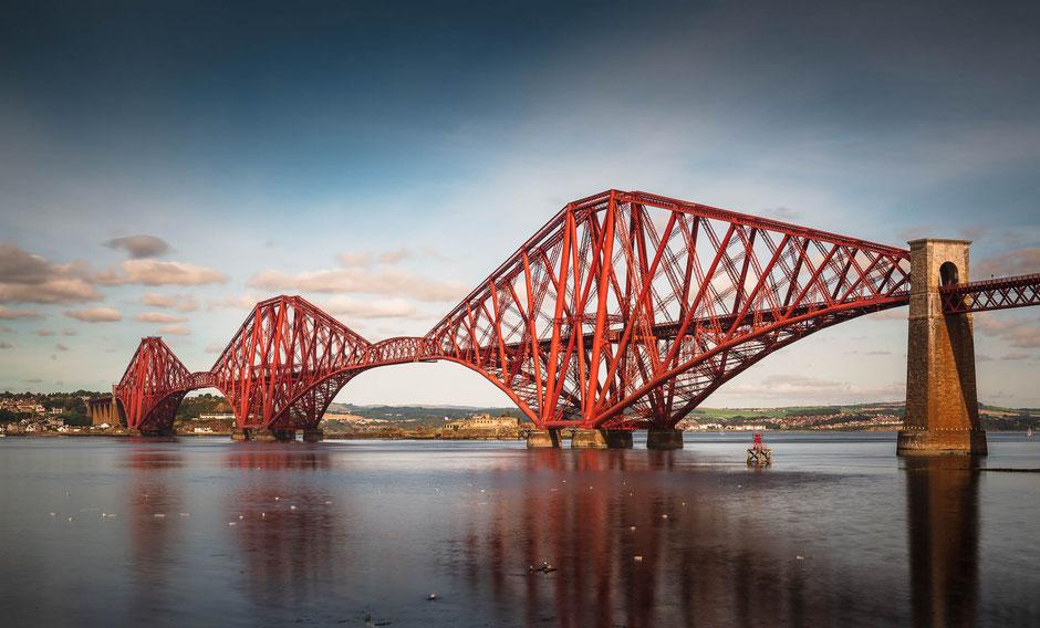 Forth Bridge, Edinburgh, Schottland