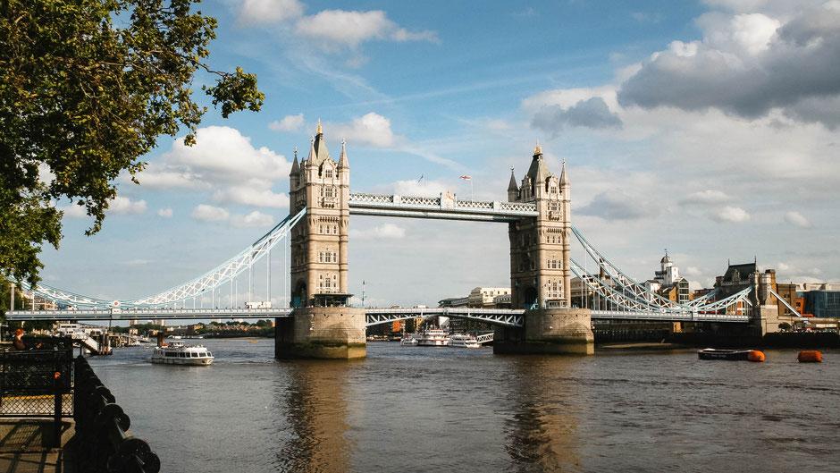 Tower Bridge, London, England, GB, Architektur, Brücken