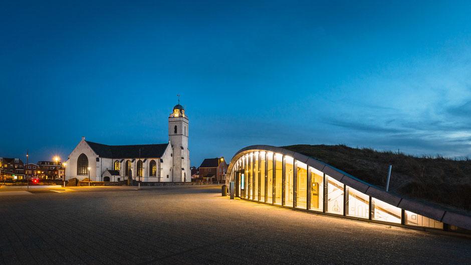 Parkhaus Katwijk, Unter den Dünen, Niederlande, Architektur, Architektonische Highlights, Architektonische Höhepunkte