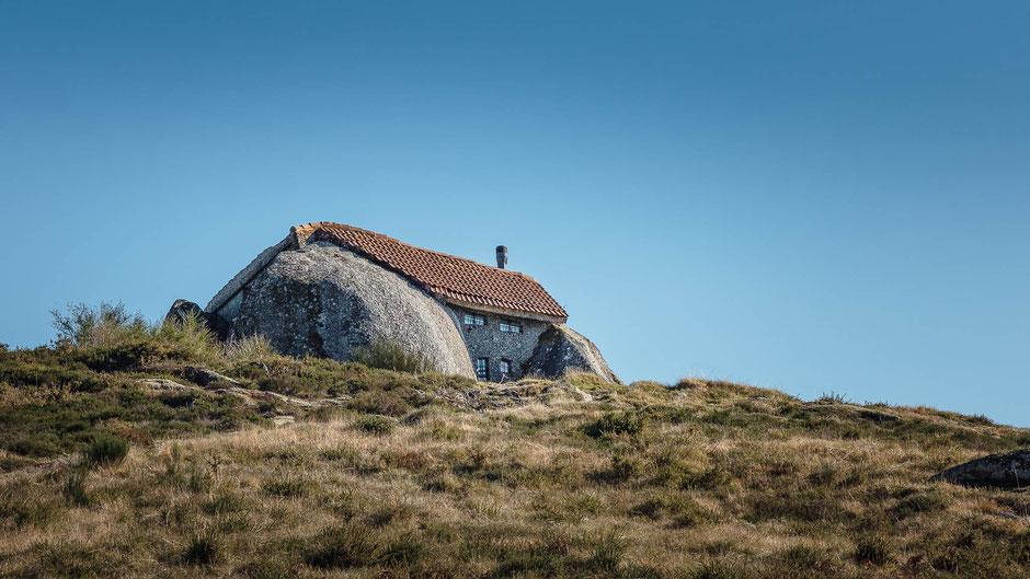 Casa do Penedo, Várzea Cova, Portugal, Architektur, Architektonische Highlights, Architektonische Höhepunkte