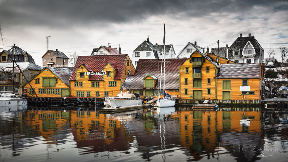 Hafen Haugesund, Norwegen