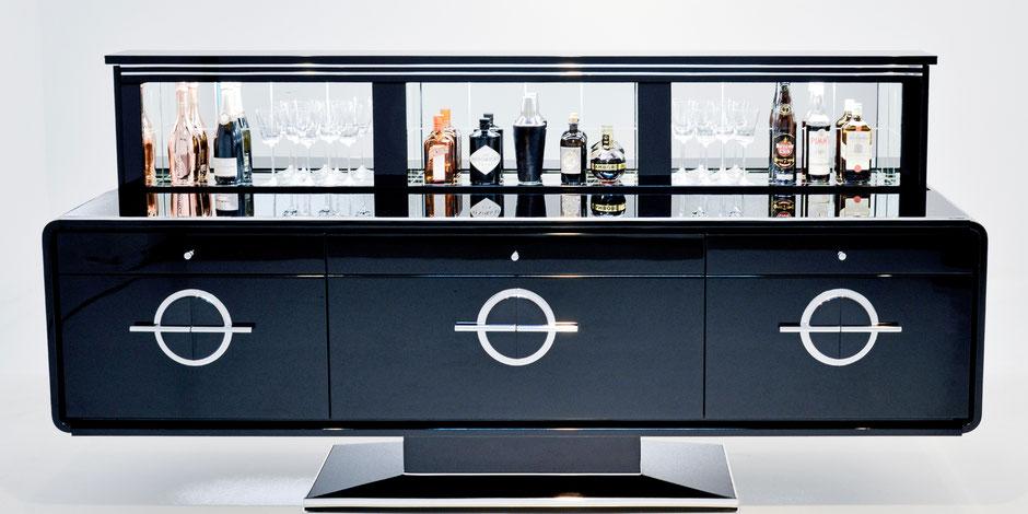 Artdeco Bar. Artdeco Sideboard. Art Deco Zürich. Art Deco Basel. Art Deco Genf. Artdeco Basel. Artdeco Zürich.