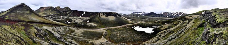 llb pics - islande - above Frostastaðavatn - le long barbare