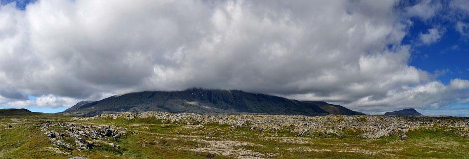 llb pics - islande - Snæfellsjökull - le long barbare photographie