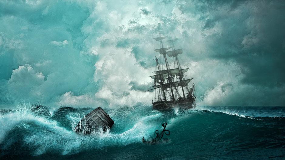 Das Schiff deiner Schöpfung braucht ein Kommando: Dualseelen und Erwartung