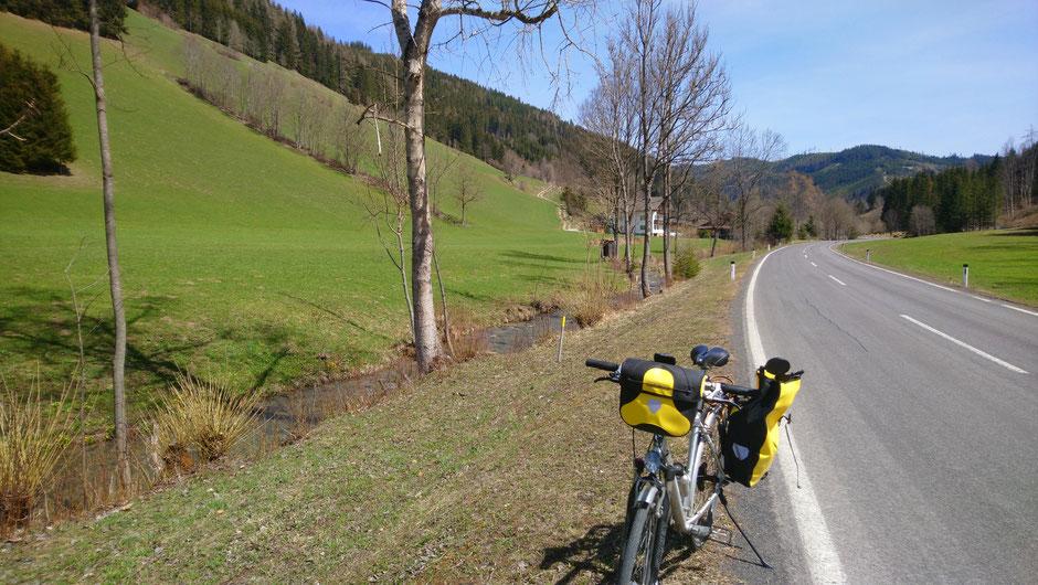 Turnau, Stübmingbach, Frühling