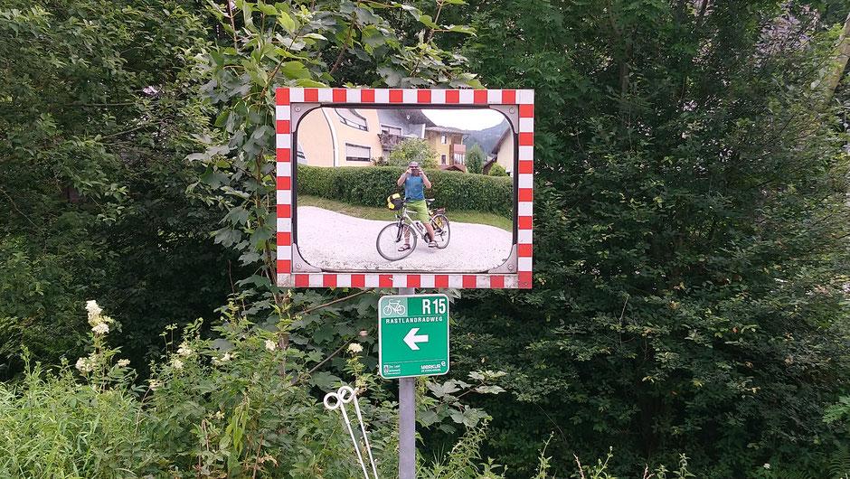 Rastlandradweg R15, Paltental, EV14