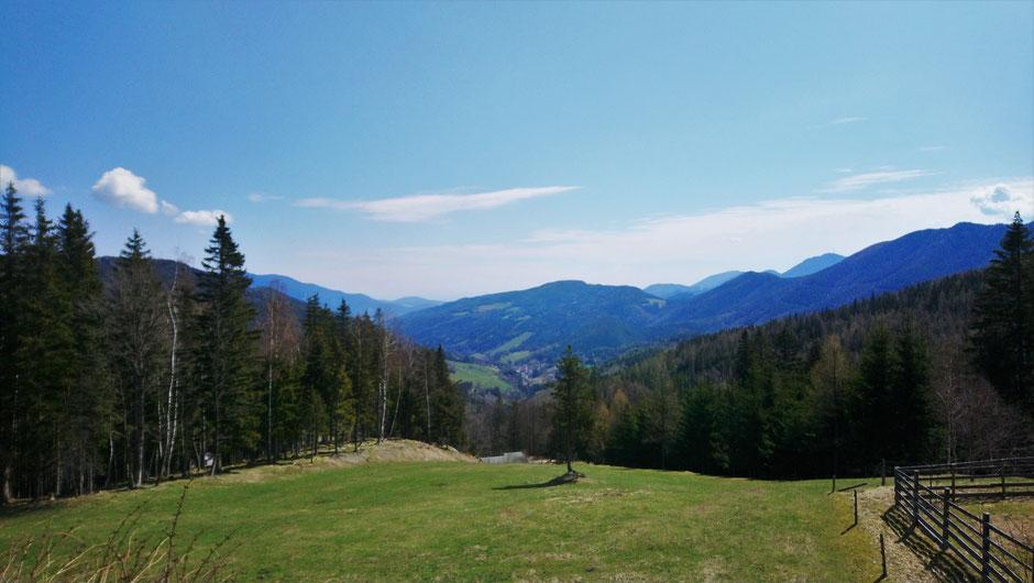 Niederösterreich, Prein an der Rax, Alpen,