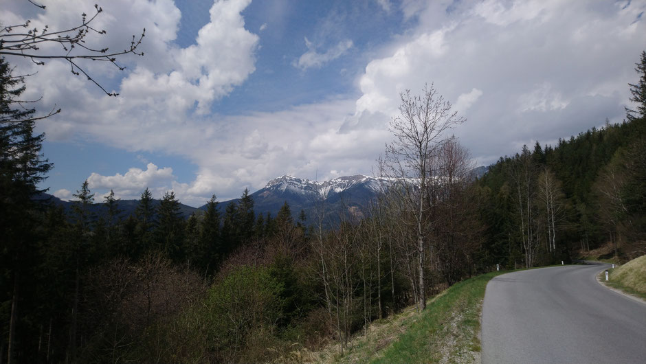 Rax, Niederösterreich, Alpen, Orthof, Semmering, Berge, Schnee