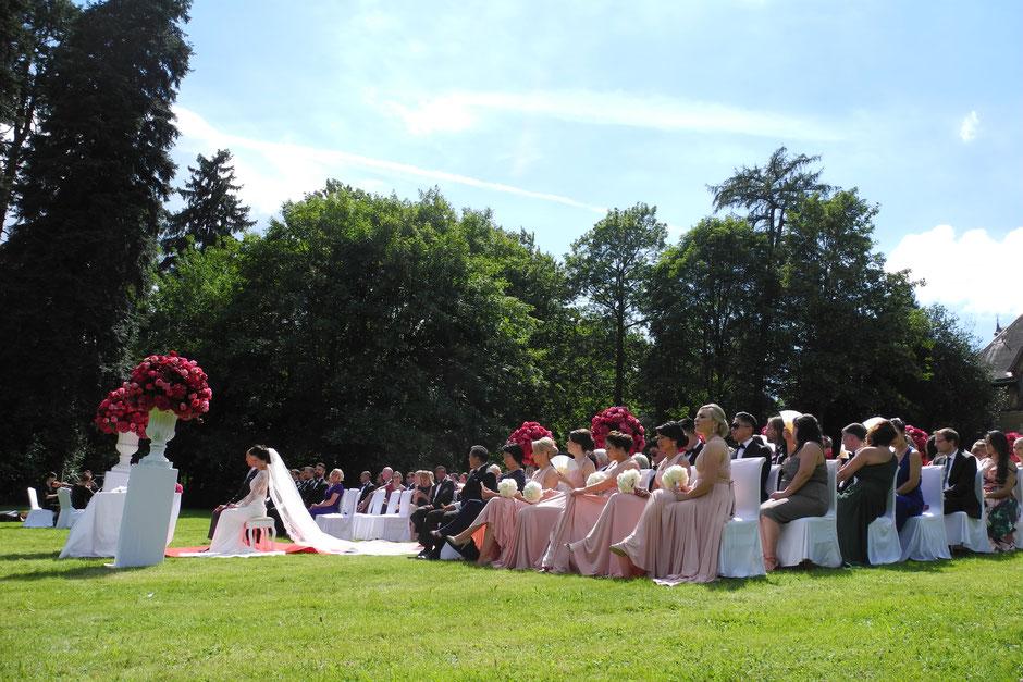 Suche guten besten Trauredner für Trauzeremonie Pfalz, Bad Dürkheim