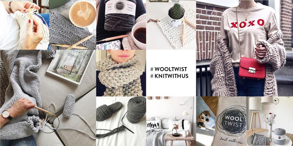 Wooltwist auf Instagram