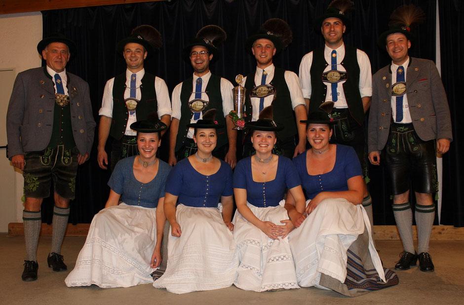 Siegergruppe Eyrain-Jedling
