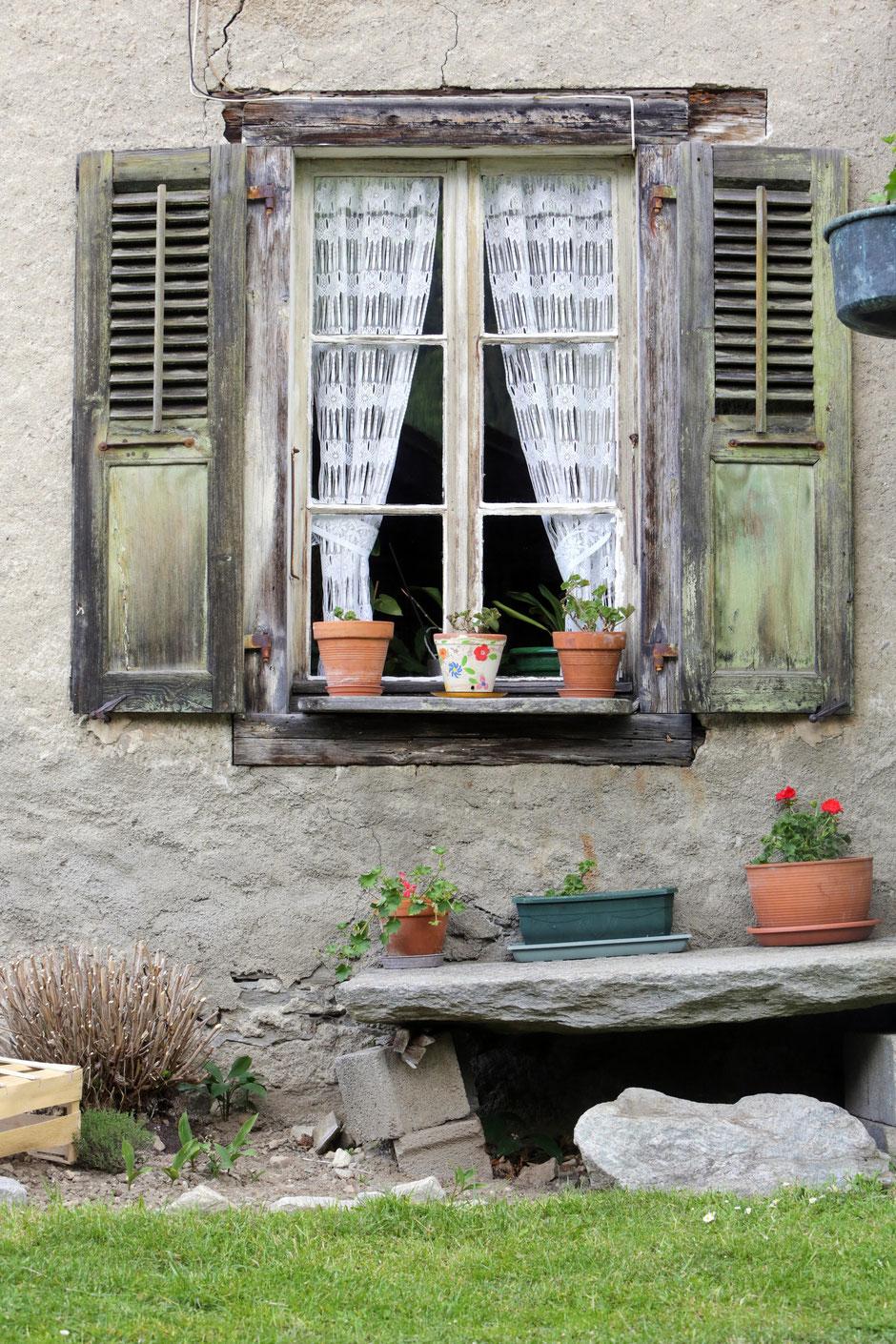 Les Adrets. Chamonix.
