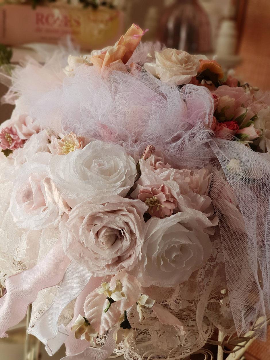 Des jolies couronnes ou bouquets.