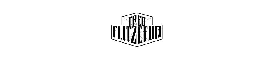 Logo Redesign for Fred Flitzefuß Custom, Secondary Logo Mark, Sekundärlogo für Gravuren und Werkzeuge, by Zuni from BRAVE & BUTT DESIGN STUDIO