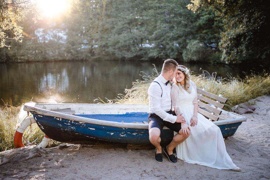 Hochzeit in Zeiten von Corona I Trauung zu zweit I Tiny Wedding