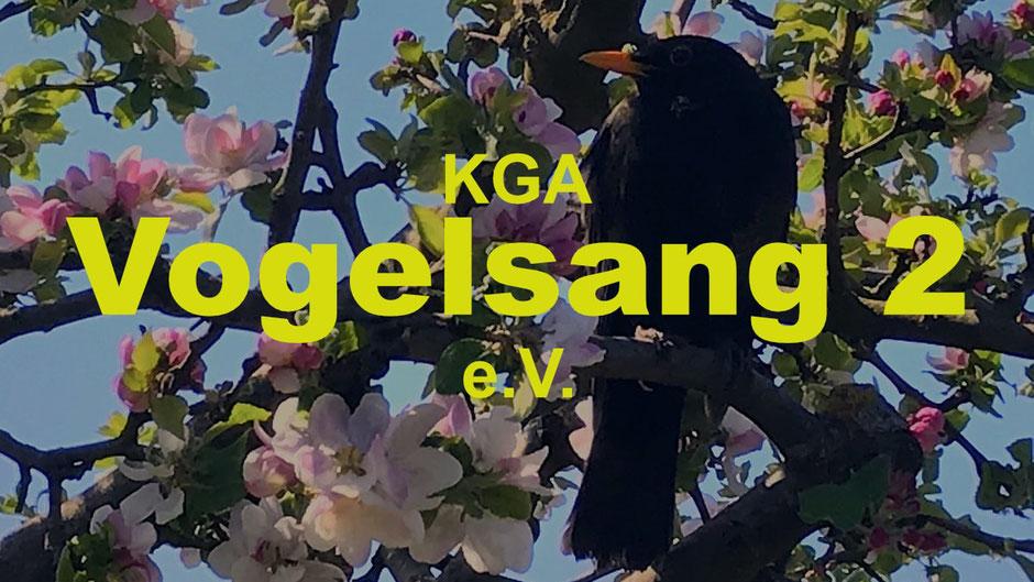 Kleingartenanlage Vogelsang 2 e.V. Berlin Treptow