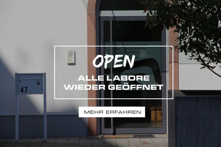 Leistungsdiagnostik, Stoffwechselanalysen, Bikefitting, Fahrrad-Kaufberatung und Ernährungsberatung in Frankfurt