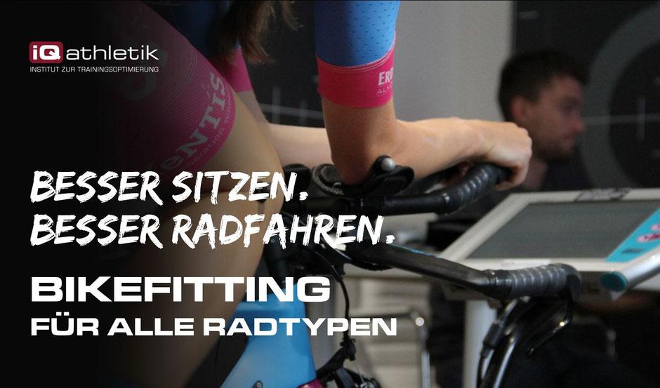 Bikefitting in Frankfurt für alle Radtypen