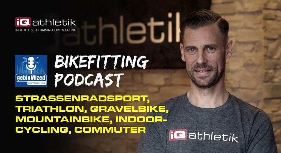 Podcast über Bikefitting