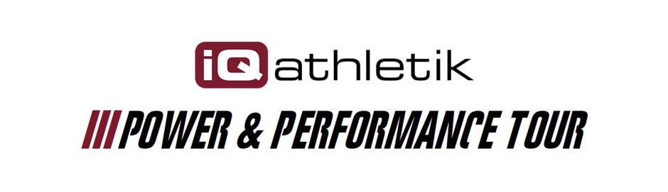 iQ athletik Power & Performance Tour
