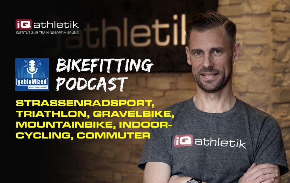 gebioMized Bikefitting Podcast mit dem concept-lab Frankfurt
