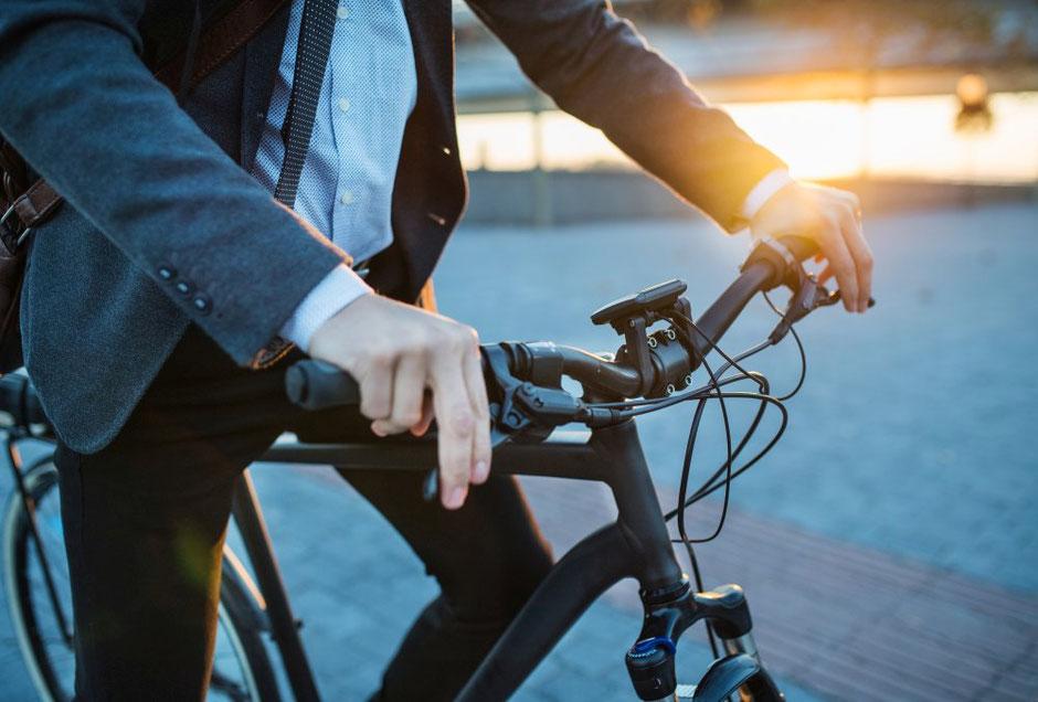 Bikefitting für Diensträder, Jobräder und alle anderen Fahrräder vor Ort im Unternehmen