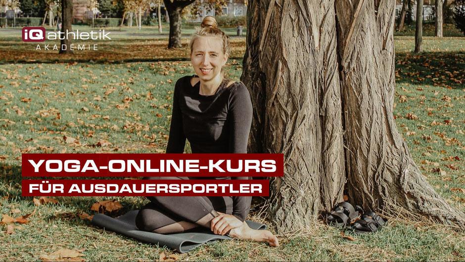 Yoga-online-Kurs für Ausdauersportler