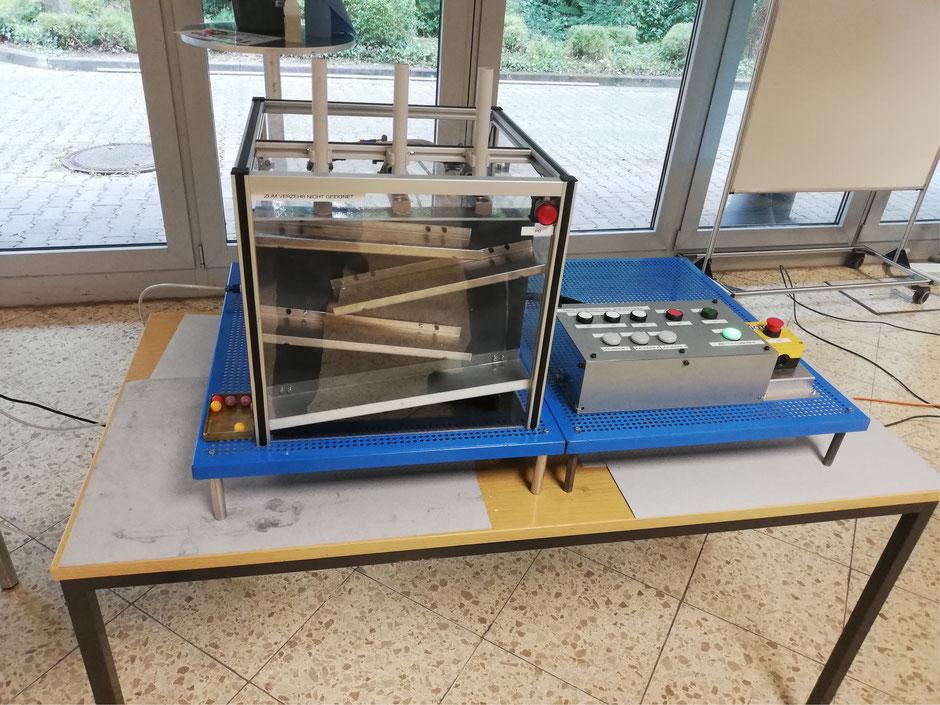 LOK-Projekt Kaugummiautomat