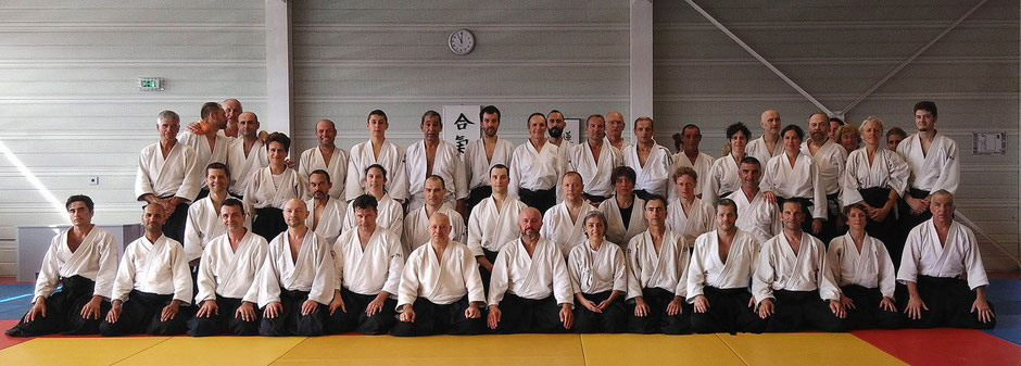 stage aikido montpellier