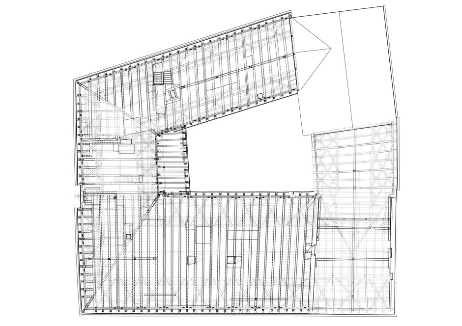 Vermessung Dachwerk digroma