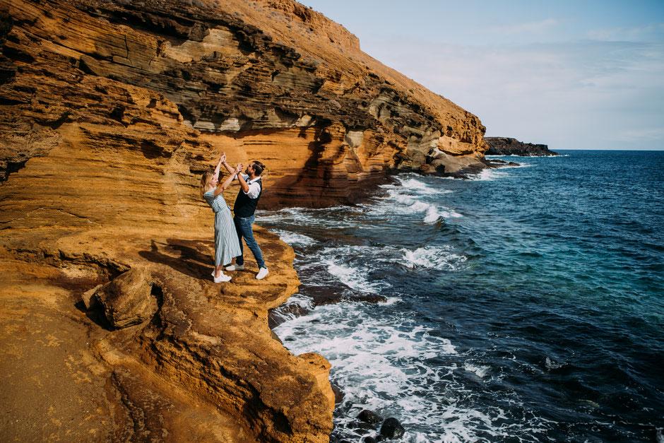 Tenerife fotograaf trouwfotograaf trouwen in het buitenland Canarische Eilanden