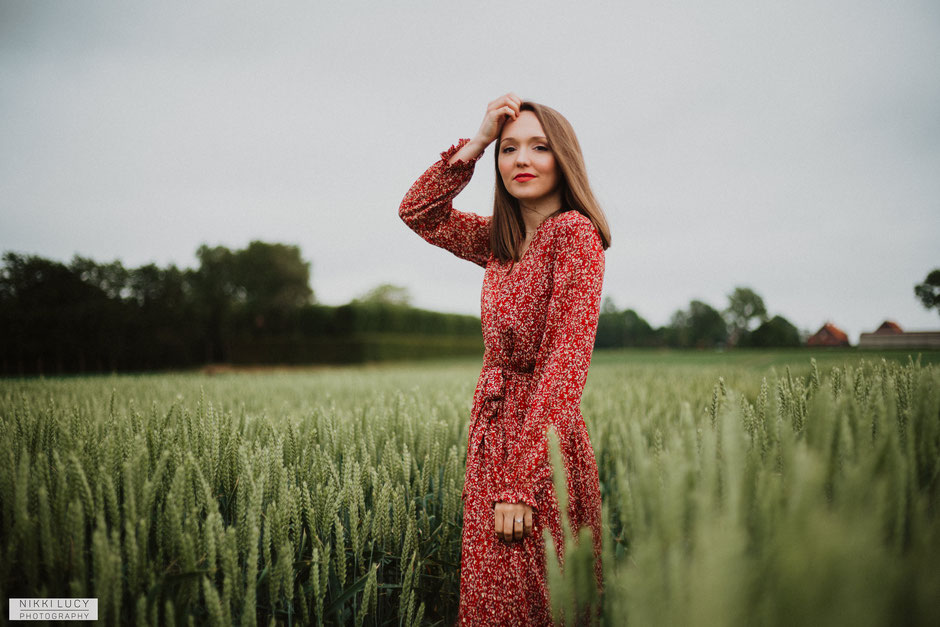 Model: Manon Vande Walle