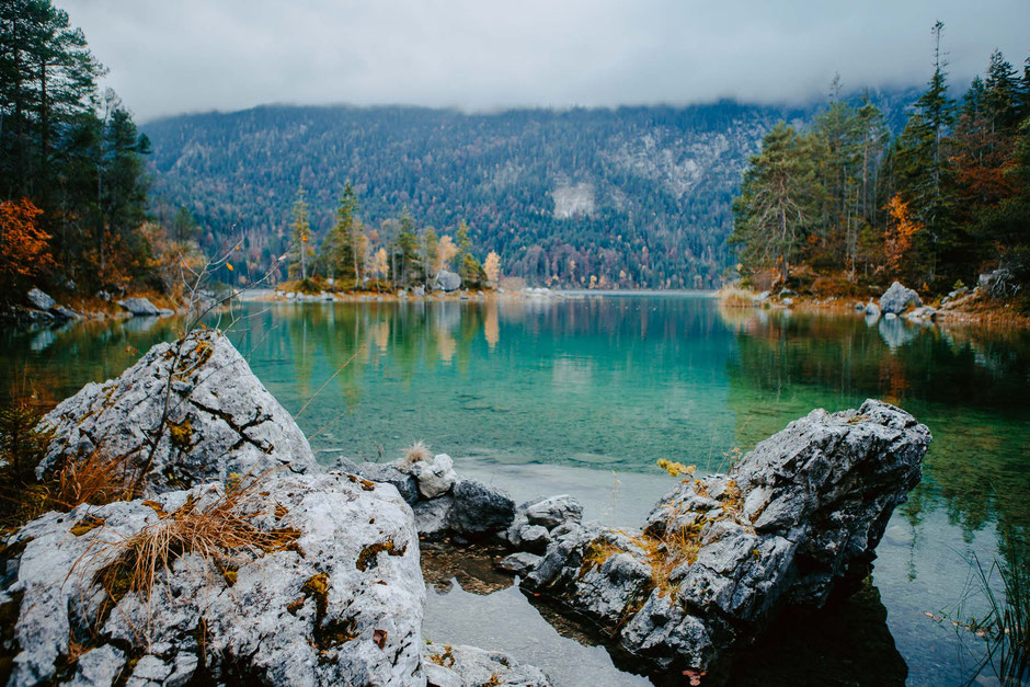 eibsee duitsland germany lake fotografie reizen travel photography