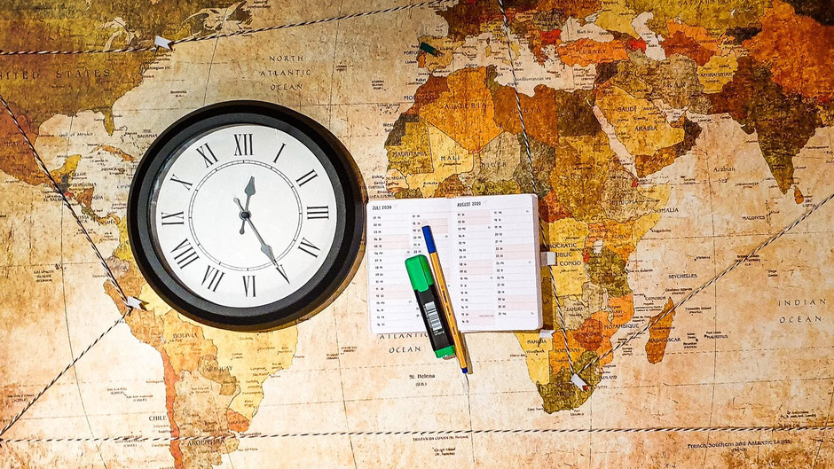 Dauer einer Weltreise