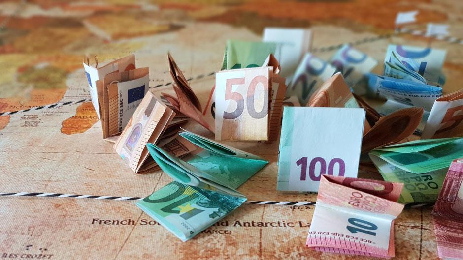 Kosten einer Weltreise