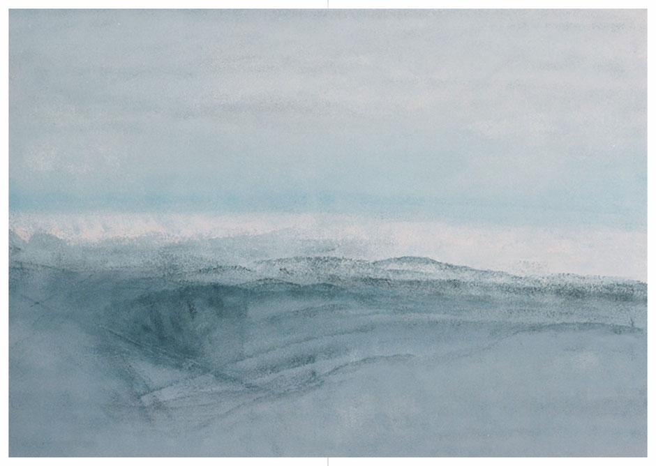 Le Creux du Vent, 200  x 120 cm, Copyright by Martin Uebele