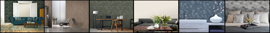 Atlas Wallcoverings' new collection Stitches
