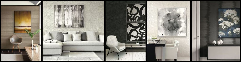 WALLQUEST's new WALLPAPER collection ESSENCE