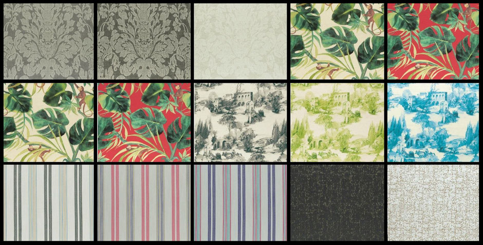 Clarke & Clarke Colony wallpaper collection